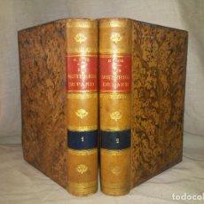 Libros antiguos: LOS MISTERIOS DE PARIS - AÑO 1905 - EUGENIO SUE - BELLA EDICION ILUSTRADA.. Lote 208241252