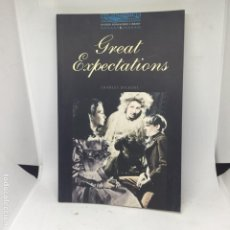 Libros antiguos: GREATS EXPECTATIONS CHARLES DICKENS. Lote 208315367