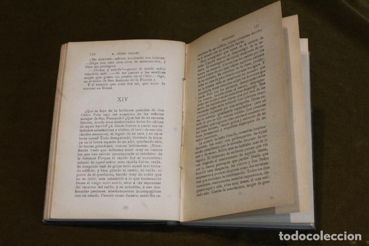 Libros antiguos: Tormento de Benito Pérez Galdós. Editores Perlado, Páez Y Cia, 1906. - Foto 3 - 208374736