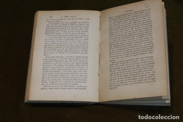Libros antiguos: Tormento de Benito Pérez Galdós. Editores Perlado, Páez Y Cia, 1906. - Foto 4 - 208374736