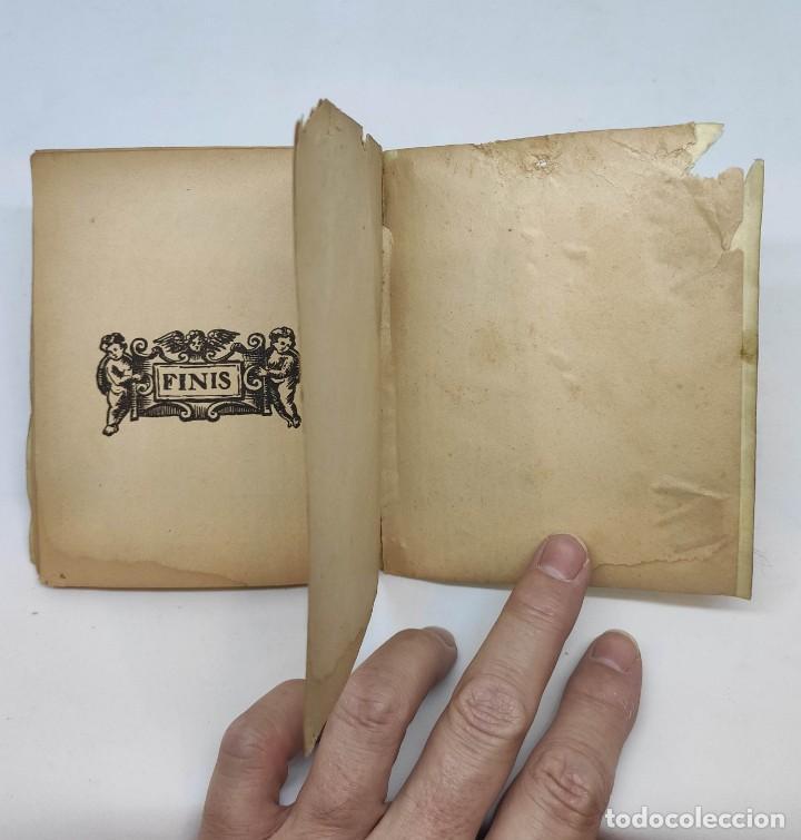 Libros antiguos: LIBROS DE HORAS. editorial CORONA : FRAY LUIS DE LEÓN (1917) - Foto 7 - 208600988