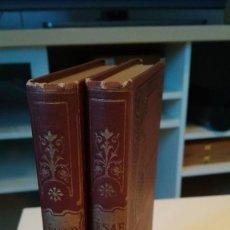 Libros antiguos: LOS COMENTARIOS DE CAYO JULIO CÉSAR. TOMO I Y II, 1909-1910. Lote 210335168