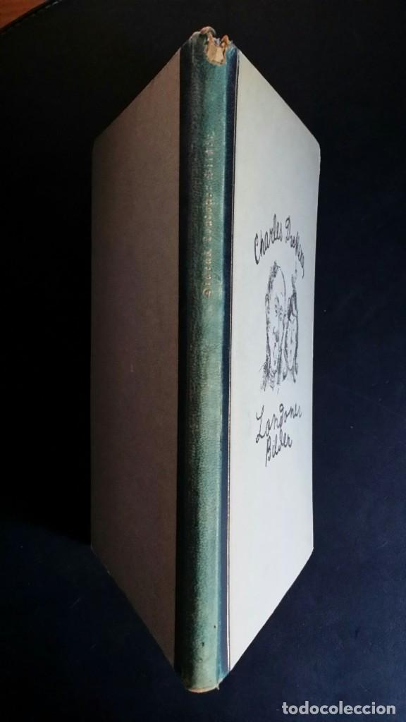 LONDONER BILDER, DE DICKENS, 16 LITOGRAFÍAS DE SZALIT-MARCUS Y EX LIBRIS DE LA ACTRIZ ELSE PINKUS (Libros antiguos (hasta 1936), raros y curiosos - Literatura - Narrativa - Clásicos)