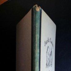 Libros antiguos: LONDONER BILDER, DE DICKENS, 16 LITOGRAFÍAS DE SZALIT-MARCUS Y EX LIBRIS DE LA ACTRIZ ELSE PINKUS. Lote 210400342