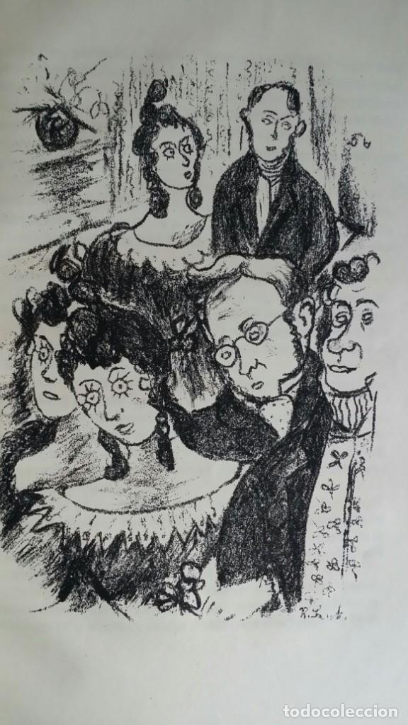 Libros antiguos: Londoner Bilder, de Dickens, 16 litografías de Szalit-Marcus y ex libris de la actriz Else Pinkus - Foto 14 - 210400342