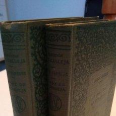 Libros antiguos: LA VOZ DE LA CONSEJA - EMILIO CARRÈRE. 2 TOMOS (1920). Lote 210591685
