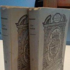 Libros antiguos: NOVELAS EJEMPLARES: EL CELOSO EXTREMEÑO | EL JUEZ DE LOS DIVORCIOS Y EL VIZCAINO FINGIDO (1916). Lote 210601143