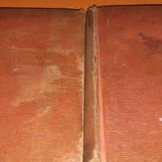 Libros antiguos: EL CONDE DE MONTECRISTO 2 TOMOS. Lote 210656015