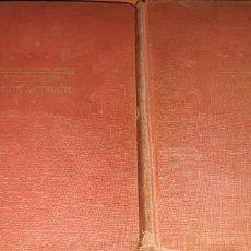 Libros antiguos: LOS TRES MOSQUETEROS Y VEINTE AÑOS DESPUES. Lote 210656542