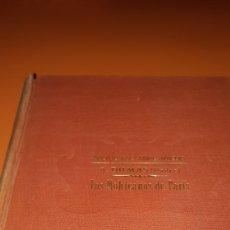 Libros antiguos: LOS MOHICANOS DE PARIS, ALEJANDRO DUMAS. Lote 210657349