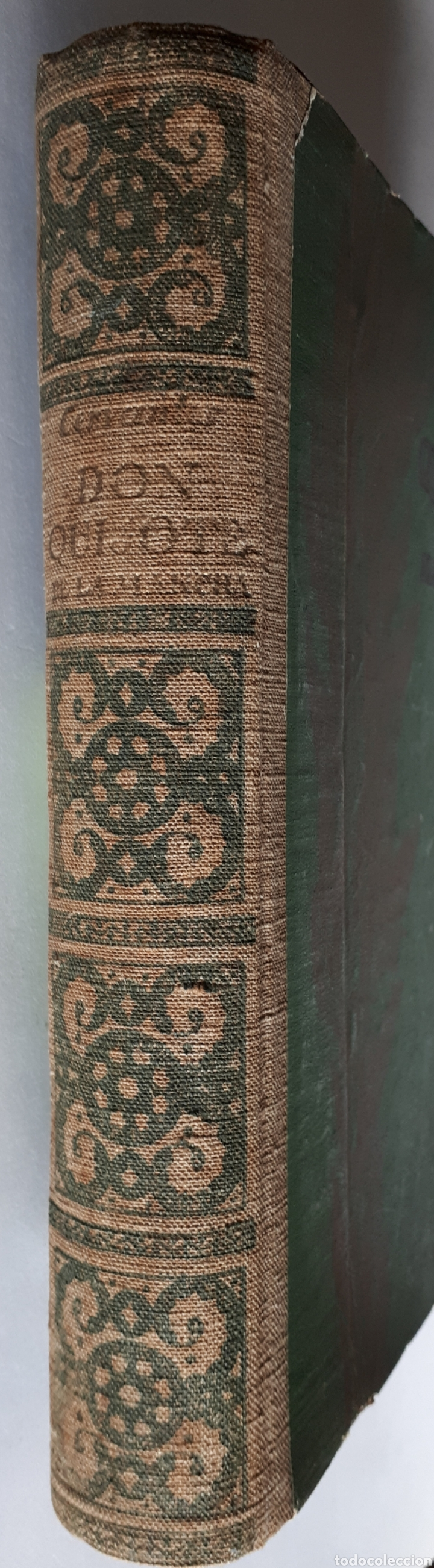 Libros antiguos: DON QUIJOTE DE LA MANCHA. ED. SATURNINO CALLEJA S.A. - Foto 3 - 211783832