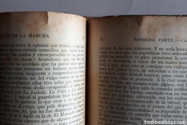Libros antiguos: DON QUIJOTE DE LA MANCHA. ED. SATURNINO CALLEJA S.A. - Foto 11 - 211783832