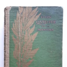 Libros antiguos: DON QUIJOTE DE LA MANCHA. ED. SATURNINO CALLEJA S.A.. Lote 211783832