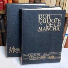 Libros antiguos: AÑO 1979 - CERVANTES DON QUIJOTE DE LA MANCHA - EDICIÓN ILUSTRADA POR SEGRELLES. Lote 211803786