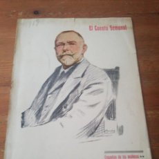 Libros antiguos: EL CUENTO SEMANAL. NÚMERO 118. 1909. ENSUEÑOS DE LAS MUÑECAS. EUGENIO SELLES.. Lote 212513076