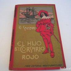 Libros antiguos: EL HIJO DEL CORSARIO EDITORIAL MAUCCI. Lote 212901030
