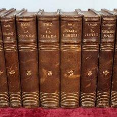 Libros antiguos: COLECCIÓN EDICIONES IBERICAS. VARIOS TITULOS. 13 EJEMPLARES. 1941.. Lote 222722627