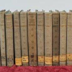 Libros antiguos: COLECCION DE 33 TITULOS DE LA BIBLIOTECA SELECTA. VARIOS AUTORES. AÑOS 50.. Lote 213595197