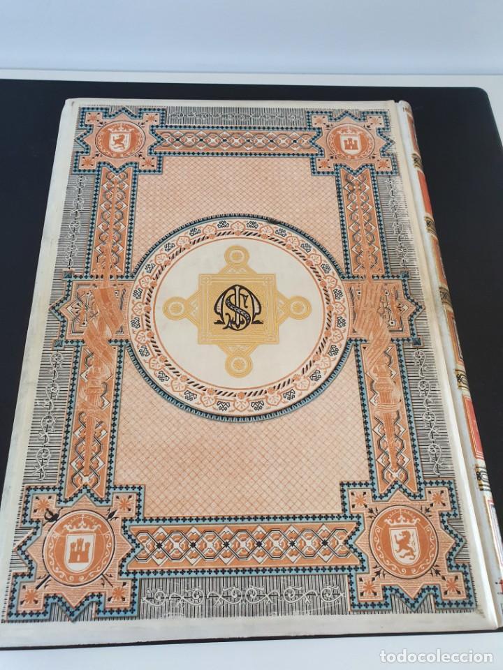 Libros antiguos: 1880.INGENIOSO HIDALGO DON QUIJOTE DE LA MANCHA.MONTANER SIMON. EXCLUSIVA 4 TOMOS BALACA. CERVANTES - Foto 43 - 164889466