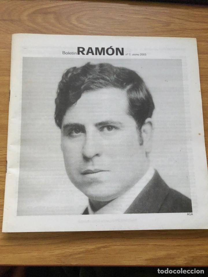 BOLETÍN RAMÓN 7 RAMÓN GÓMEZ DE LA SERNA (Libros antiguos (hasta 1936), raros y curiosos - Literatura - Narrativa - Clásicos)