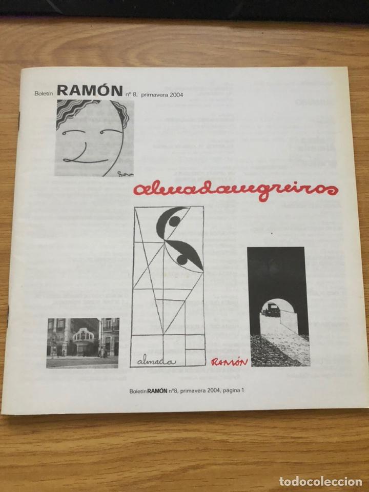 BOLETÍN RAMÓN 8 RAMÓN GÓMEZ DE LA SERNA (Libros antiguos (hasta 1936), raros y curiosos - Literatura - Narrativa - Clásicos)