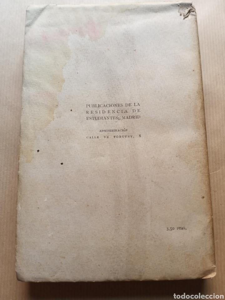 Libros antiguos: Al margen de los clásicos Publicaciones de la Residencia de Estudiantes - Foto 5 - 216714727
