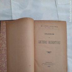 Libros antiguos: COLECCIÓN DE LECTURAS RECREATIVAS, TOMO II (1902). Lote 217483687