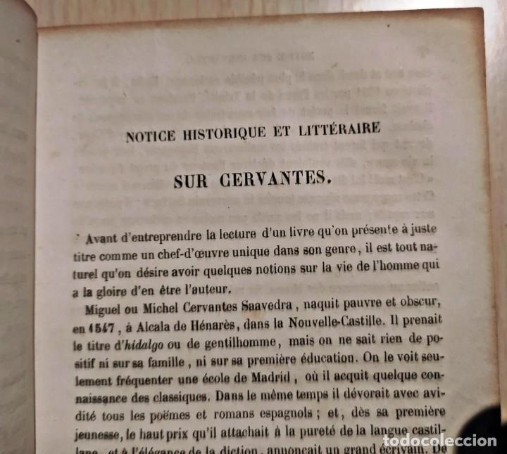 Libros antiguos: DON QUIJOTE DE LA MANCHA. PRECIOSO LIBRO ILUSTRADO DEL SIGLO XIX. - Foto 5 - 217626180