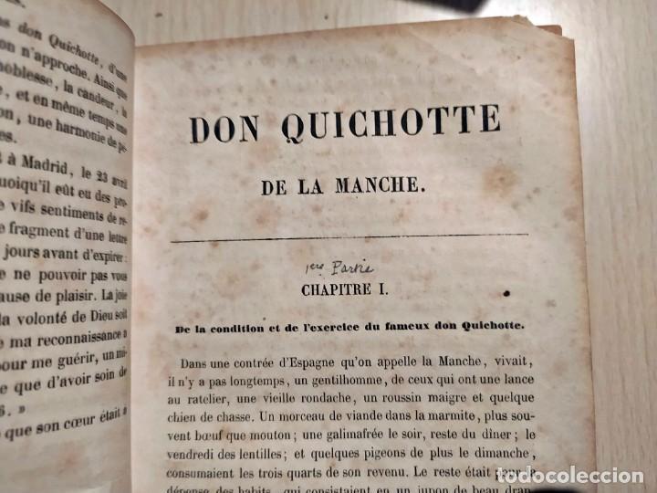 Libros antiguos: DON QUIJOTE DE LA MANCHA. PRECIOSO LIBRO ILUSTRADO DEL SIGLO XIX. - Foto 6 - 217626180