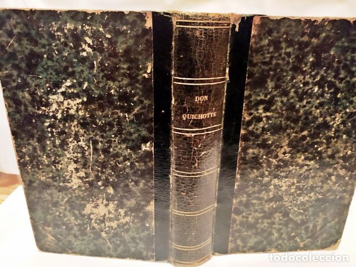 Libros antiguos: DON QUIJOTE DE LA MANCHA. PRECIOSO LIBRO ILUSTRADO DEL SIGLO XIX. - Foto 26 - 217626180