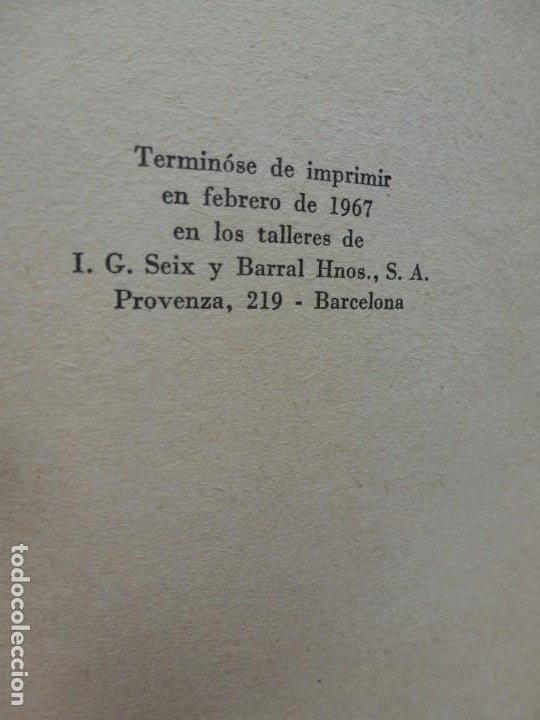 Libros antiguos: TRES TRISTES TIGRES. G. CABRERA INFANTE. PRIMERA EDICIÓN. DIFÍCIL - Foto 9 - 191156118