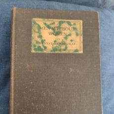 Libros antiguos: MEN WITHOUT WOMAN, ERNEST HEMINGWAY. PRIMERA EDICIÓN. 1.927.. Lote 220742113