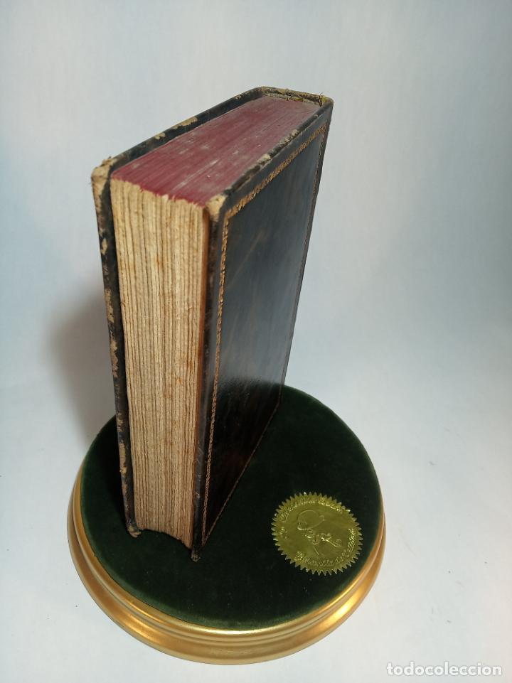 Libros antiguos: El ingenioso hidalgo Don Quijote de la mancha IV. Cervantes.Clásicos Castellanos. Nº 13. 1912.Madrid - Foto 4 - 221099793