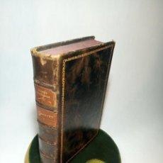 Libros antiguos: EL INGENIOSO HIDALGO DON QUIJOTE DE LA MANCHA IV. CERVANTES.CLÁSICOS CASTELLANOS. Nº 13. 1912.MADRID. Lote 221099793