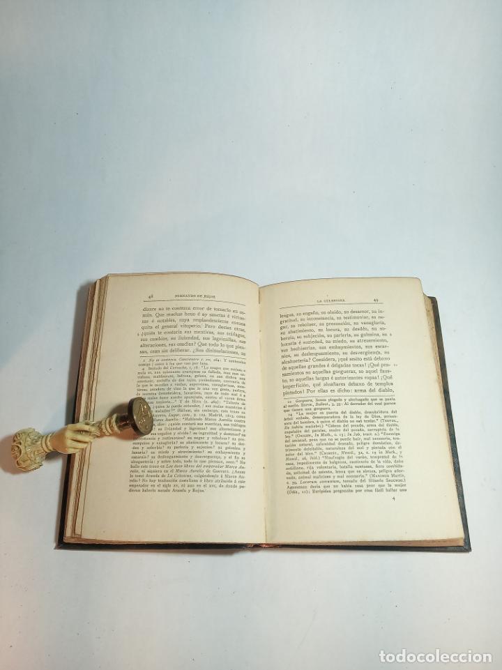 Libros antiguos: La Celestina I. Fernando de Rojas. Clásicos Castellanos. Nº 20.1913. Edic. La lectura. Madrid. - Foto 3 - 221102310