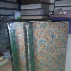 Libros antiguos: PADRE ISLA.HISTORIA DEL FAMOSO PREDICADOR FRAY GERUNDIO DE CAMPAZAS.(2 TOMOS).1846.MADOZ/SAGASTI. Lote 221734386