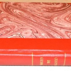 Libros antiguos: CUENTOS DE GRIMM-ILUSTRADOS ARTHUR RACKHAM-PRIMERA EDICION 1935-EDITORIAL JUVENTUD-VER LAMINAS. Lote 136645678