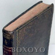 Libros antiguos: OVIDIO. METAMORFÓSEOS Ó TRANSFORMACIONES DE OVIDIO. TOMO II. IMPRENTA REAL. 1809. Lote 222070045