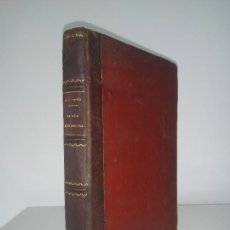 Libros antiguos: LA ISLA MISTERIOSA - JULIO VERNE - 1 EDICION ESPAÑOLA AÑO 1876 - ILUSTRADO.. Lote 222198756