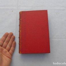 Libros antiguos: * ANTIGUO LIBRO DE CHARLES DICKENS, OLIVER TWIST, ORIGINAL. ZX. Lote 222285270