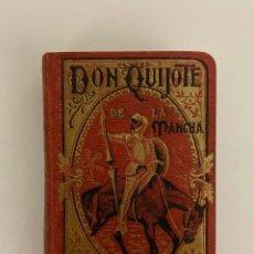 Livres anciens: DON QUIJOTE DE LA MANCHA. SATURNINO CALLEJA. EDICION 1902. Lote 222441332