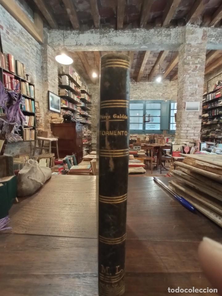 TORMENTO.GALDOS.GUIRNALDA 1888 (Libros antiguos (hasta 1936), raros y curiosos - Literatura - Narrativa - Clásicos)