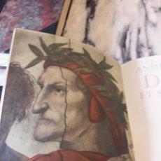 Libros antiguos: LA DIVINA COMEDIA. Lote 224070888