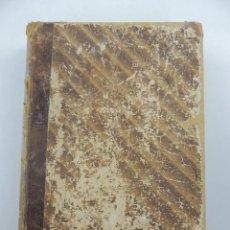 Libros antiguos: AÑO 1866: INSTITUCIONES DEL DERECHO CANONICO POR PEDRO BENITO GOLMAYO, TOMO SEGUNDO. Lote 224168986