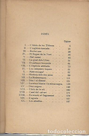 Libros antiguos: Els sots ferestecs / R. Casellas. BCN : Stat catalana Ed., 1923. 20x13cm. 208 p. exmp. pertenyent a - Foto 4 - 26207878