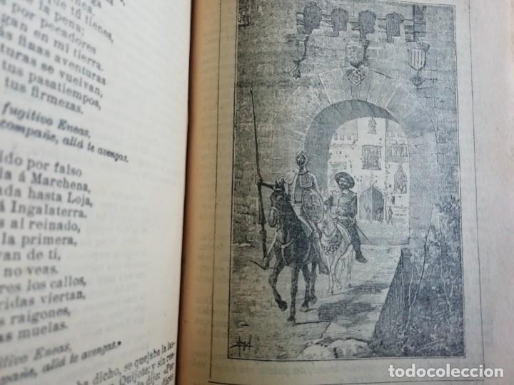 Libros antiguos: EL INGENIOSO HIDALGO DON QUIJOTE DE LA MANCHA CASA EDITORIAL SATURNINO CALLEJA - Foto 5 - 224730290
