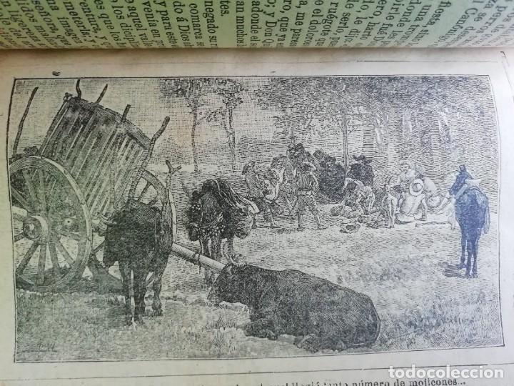 Libros antiguos: EL INGENIOSO HIDALGO DON QUIJOTE DE LA MANCHA CASA EDITORIAL SATURNINO CALLEJA - Foto 8 - 224730290