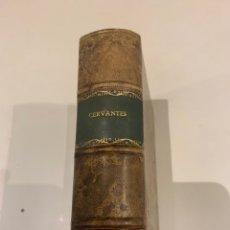 Libros antiguos: EL INGENIOSO HIDALGO DON QUIJOTE DE LA MANCHA. Lote 225855960