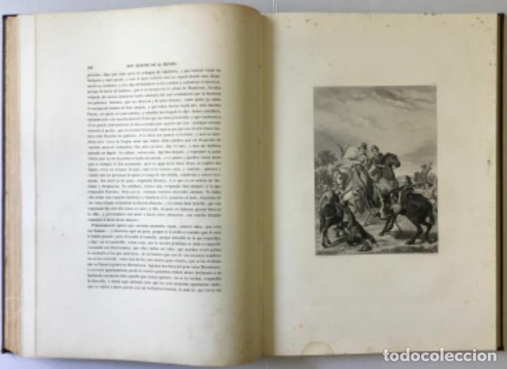 Libros antiguos: EL INGENIOSO HIDALGO DON QUIJOTE DE LA MANCHA. - CERVANTES SAAVEDRA, Miguel de. - Foto 6 - 226763282