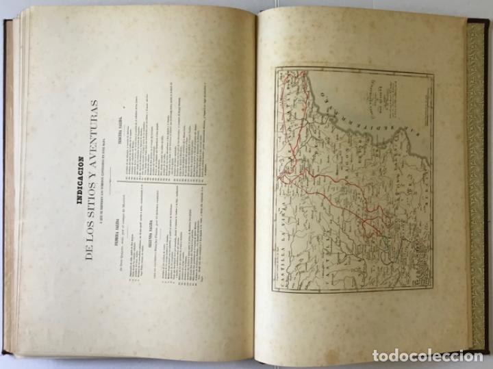 Libros antiguos: EL INGENIOSO HIDALGO DON QUIJOTE DE LA MANCHA. - CERVANTES SAAVEDRA, Miguel de. - Foto 12 - 226763282